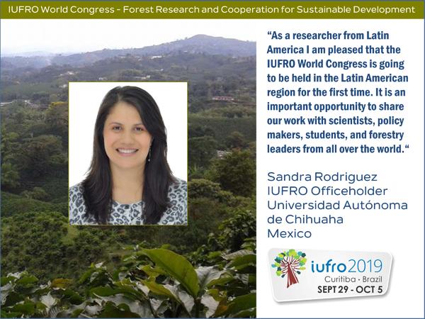 Sandra-Rodriguez-IUFRO2019-testimonial