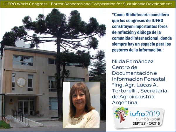 15-Nilda-Fernandez-IUFRO2019-testimonial